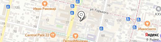 ТриКотаЖница на карте Краснодара