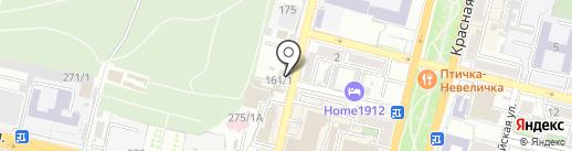 Реммобайл на карте Краснодара