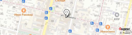 Nature`s Sunshine Products на карте Краснодара