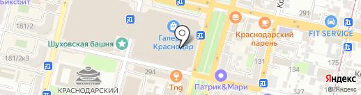 Дом Картин на карте Краснодара