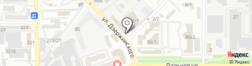 Образовательный центр на карте Краснодара
