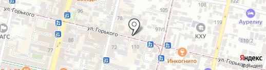 Irina Zaytseva на карте Краснодара