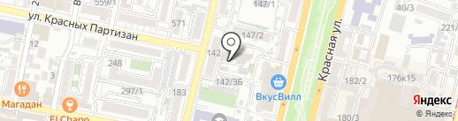 Центр помощи студентам на карте Краснодара