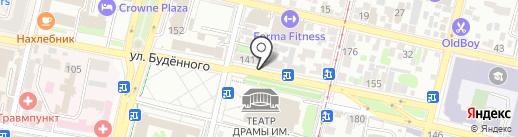 Основа здоровья на карте Краснодара
