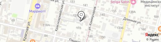 Youlaptop.ru на карте Краснодара