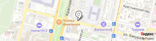 Re-Centre на карте Краснодара