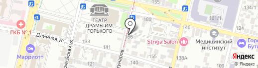ГарантОпт на карте Краснодара