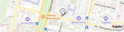 French group на карте Краснодара