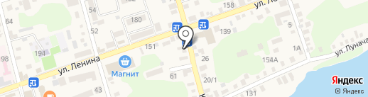 Хадыжи плюс на карте Новотитаровской