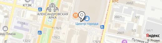 Пальто trend на карте Краснодара