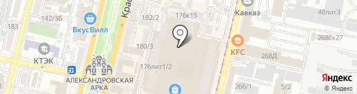 Sole Fresh на карте Краснодара