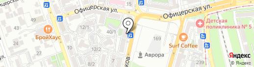 Салон по разборке ПК на карте Краснодара