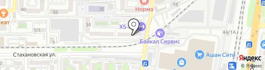 ТемпСтройПоставка на карте Краснодара