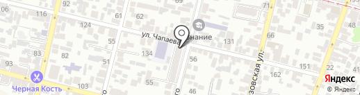 Центр снижения веса доктора Гаврилова на карте Краснодара