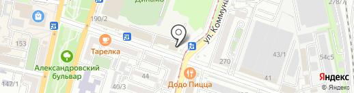 Russport на карте Краснодара