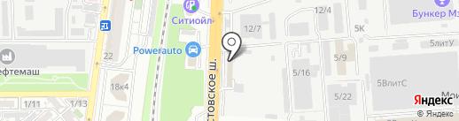 Фотомагика на карте Краснодара