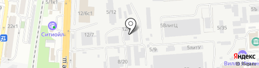 СтройГарант на карте Краснодара