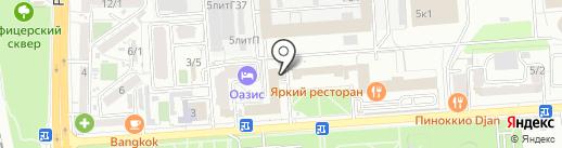 NECO на карте Краснодара