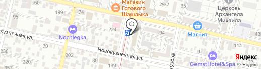 Екатеринодар-Пресса на карте Краснодара