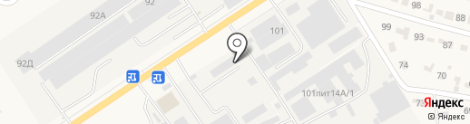 Перерабатывающая компания на карте Семилуков