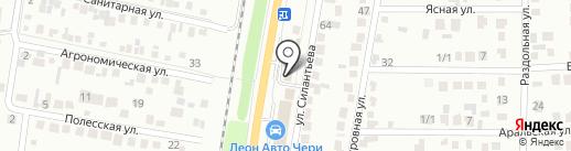 IT Эксперт на карте Краснодара