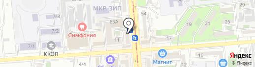 Ломбард Руно на карте Краснодара