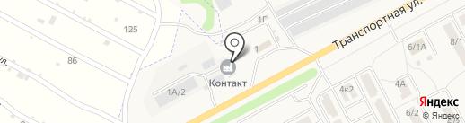 Контакт на карте Семилуков