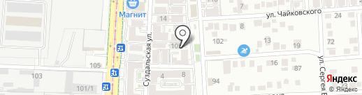 FiFa на карте Краснодара