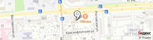 IShop Studio на карте Краснодара