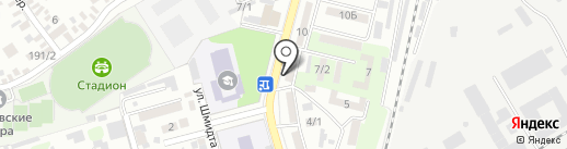 Банкомат, Крайинвестбанк, ПАО на карте Краснодара