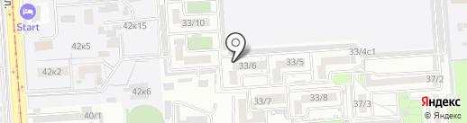 Научно-исследовательский центр неависимых экспертиз на карте Краснодара