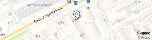 КупельКа на карте Семилуков