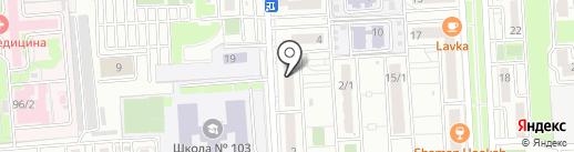 КупиСлона на карте Краснодара