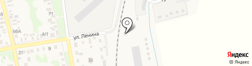 Бонус Строй на карте Новотитаровской