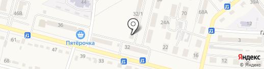 Управление социальной защиты населения Семилукского района на карте Семилуков