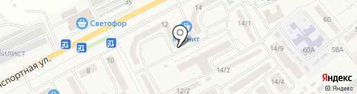 Центр занятости населения Семилукского района на карте Семилуков