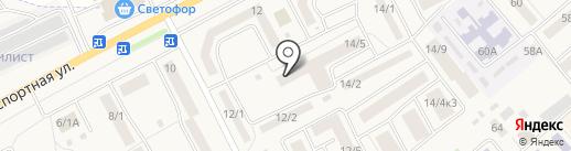 Смайл на карте Семилуков