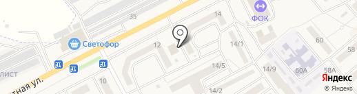 Магнит на карте Семилуков