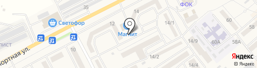 Matrix Studio на карте Семилуков