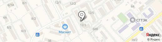 Книжный магазин на карте Семилуков