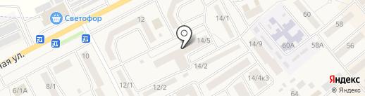 Mega dance на карте Семилуков