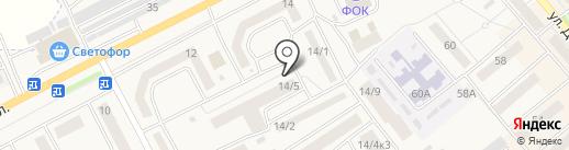 Алкобренд на карте Семилуков
