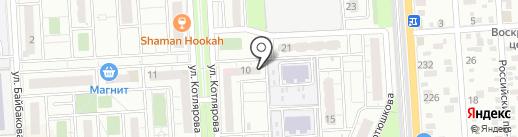 Ваш докторъ на карте Краснодара