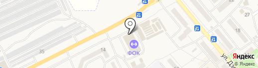 Семилукская ДЮСШ на карте Семилуков