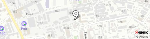Psycho на карте Краснодара