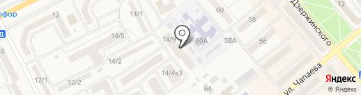 Амарок на карте Семилуков