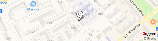 Pro-service на карте Семилуков
