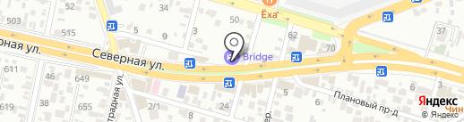 Favorite на карте Краснодара