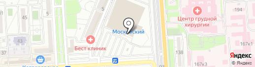 АВТО-ПРОФИ на карте Краснодара