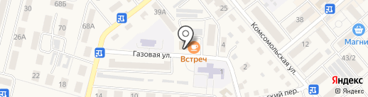 Управление Федеральной службы государственной регистрации, кадастра и картографии по Воронежской области на карте Семилуков